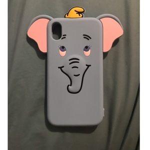NWT Disney Dumbo iPhone XR Case